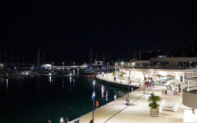 Capo d'Orlando Marina: i ristoranti ed i negozi del Porto