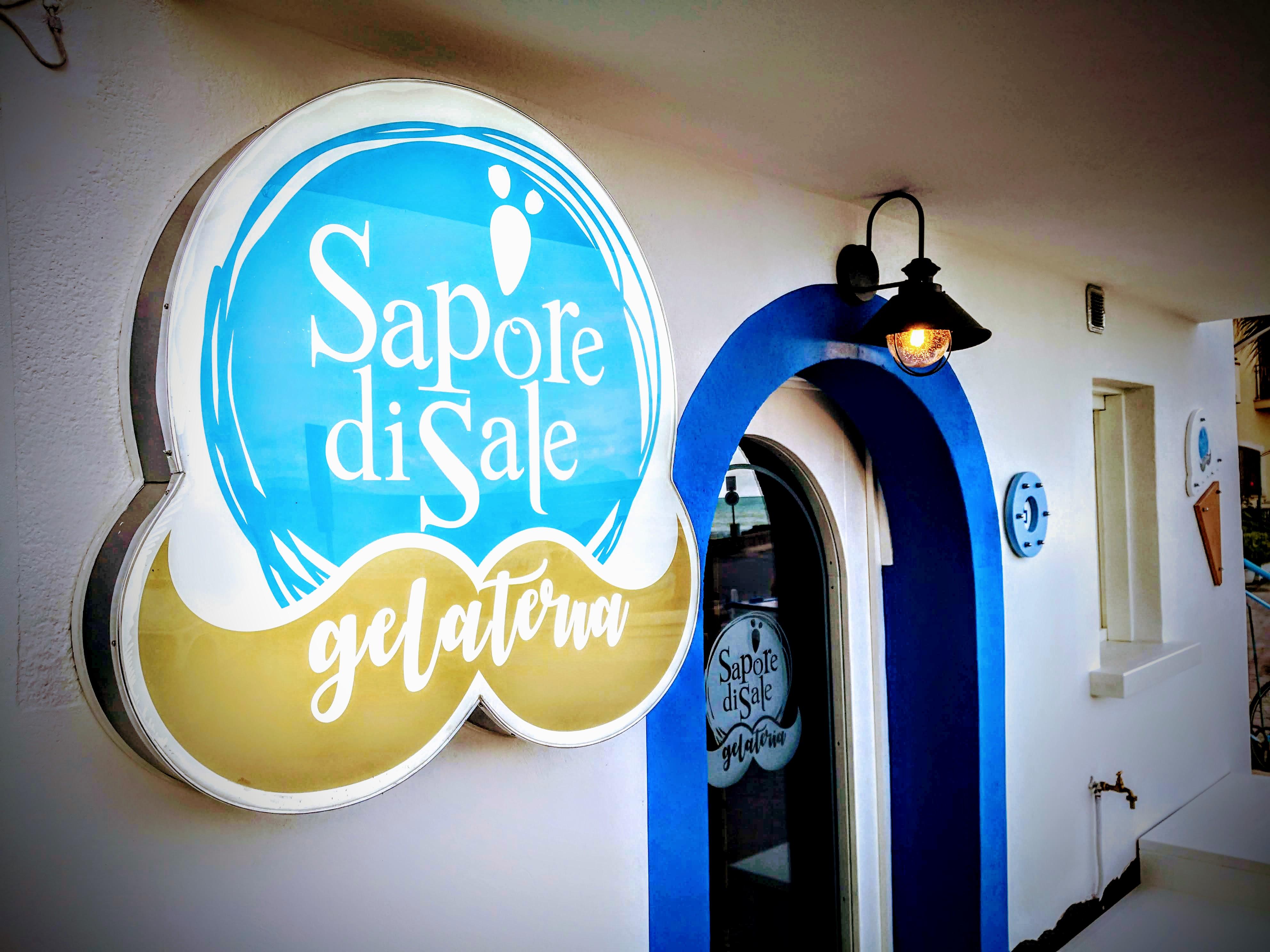 La gelateria Sapore di Sale apre nel Borgo di San Gregorio